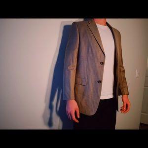 Bellissimo Blazer Grey - male L (shell- 100% wool)